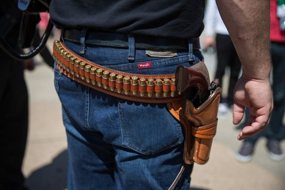 California Gun Laws Reviled by NRA Face Pivotal Court Test
