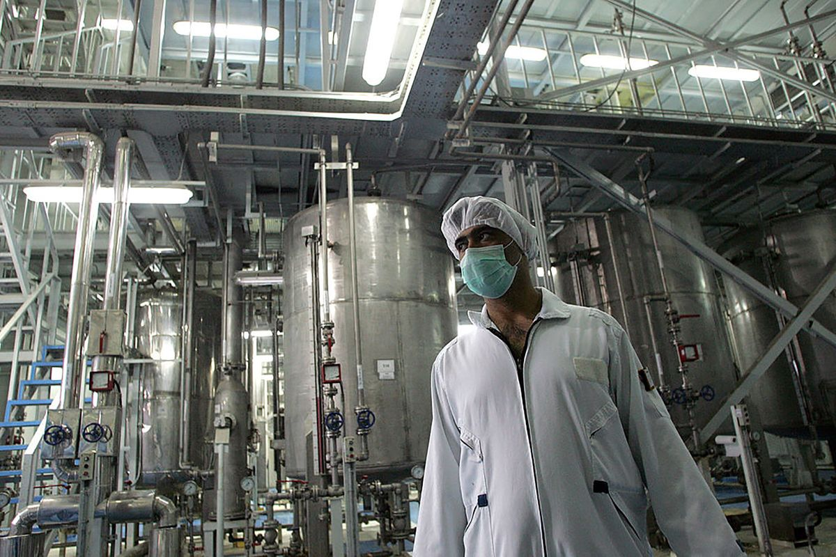Iran Uranium Plant Stalls as Talks on Nuclear Deal Inch Forward