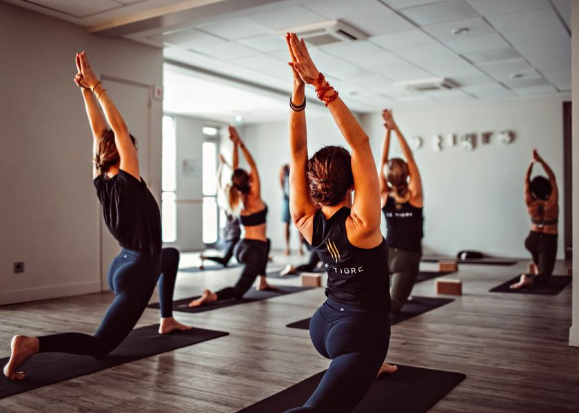 relates to A French Yoga Company Seeks Better Balance Post-Pandemic