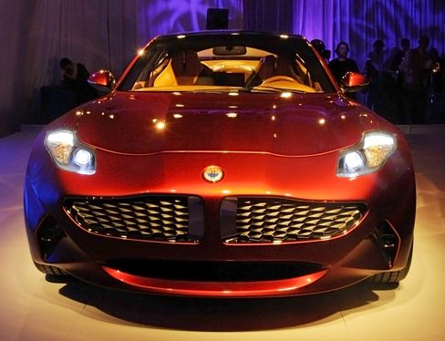 Fisker Raises $100 Million to Buoy Luxury Plug-in Car Business