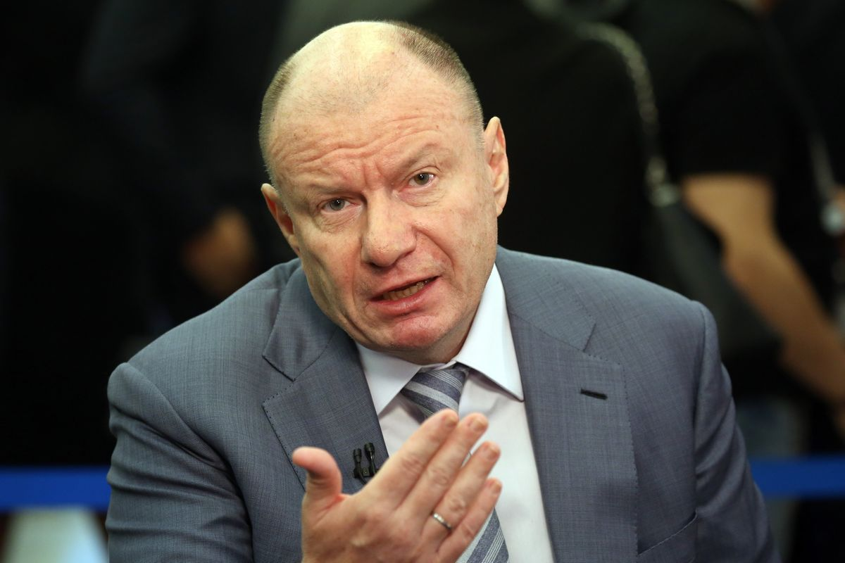 Russia's Richest Man Seeks Global Market for Local Covid-19 Drug