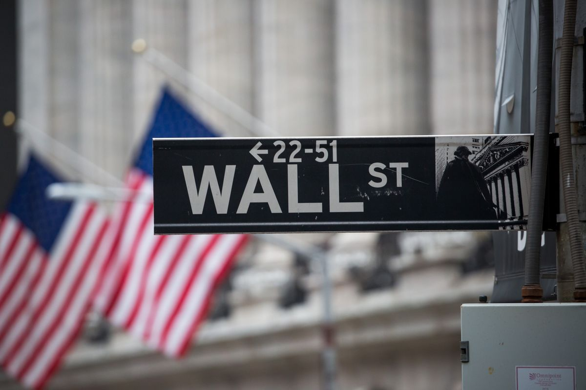 Wall Street Forges a New Deal With Data in Coronavirus Age