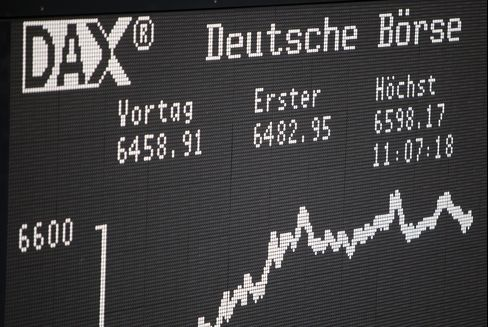 CME $17 Billion Lost Market Value No Barrier to Deutsche Boerse