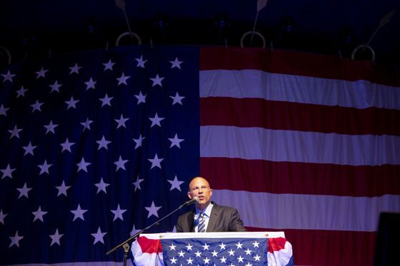 Avenatti Says He's Serious About Running Against Trump in 2020