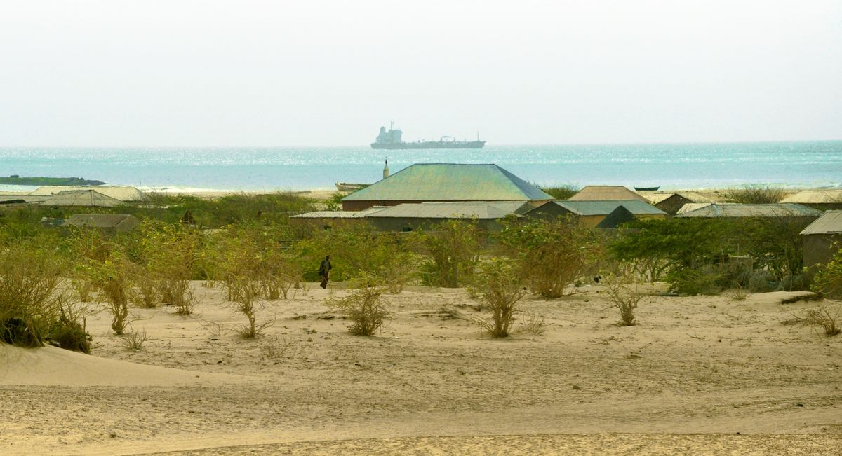 Qatar Plans to Build New Port in Central Somalia Town of Hobyo