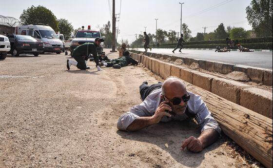 Gunmen Attack Iran Military Parade, Killing at Least 29