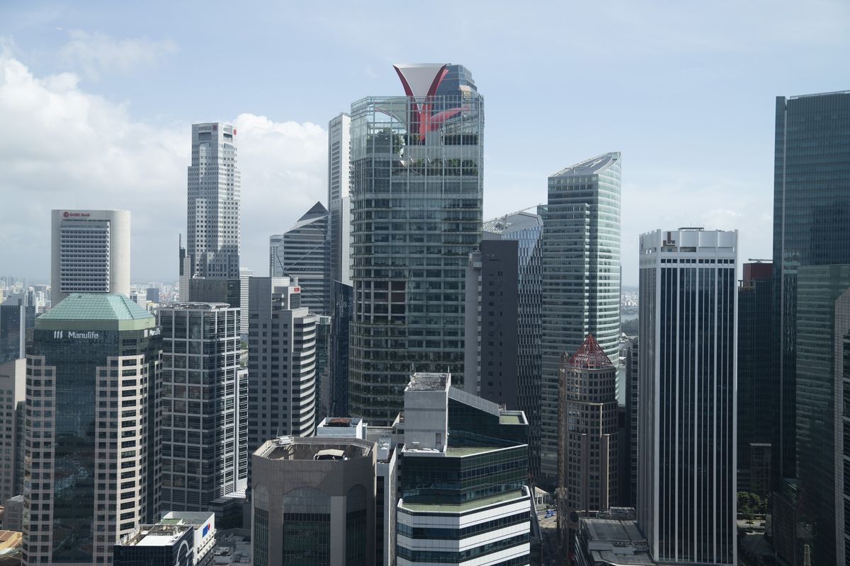 Singapore's Biggest Developer CapitaLand Posts Full-Year Loss