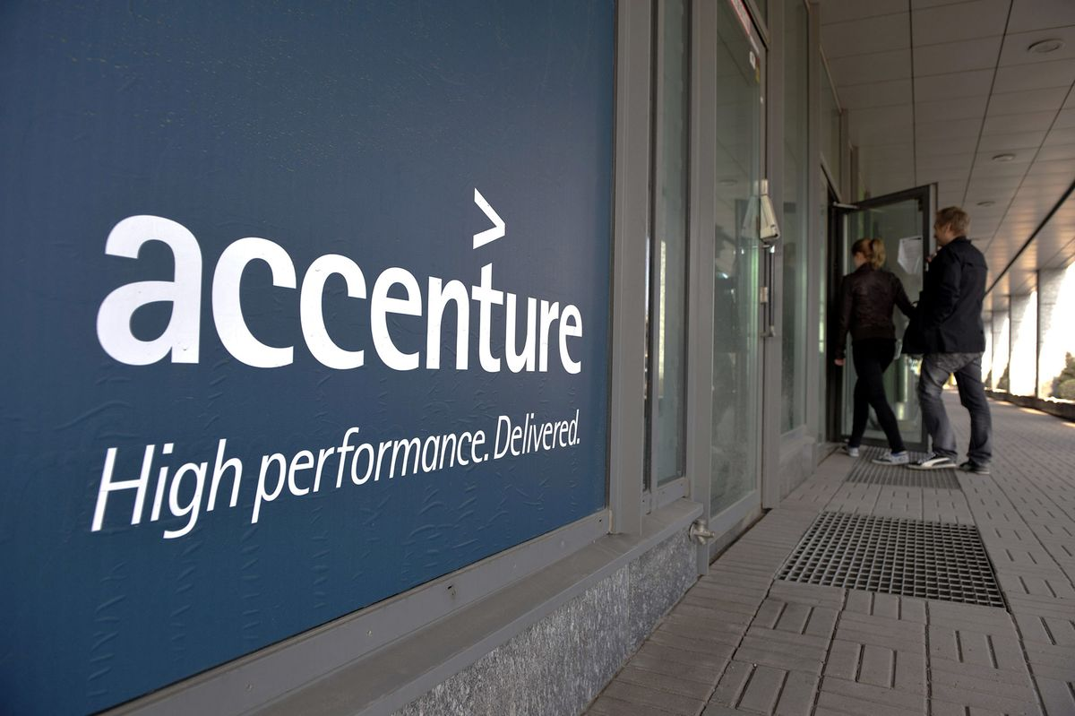 accenture the accent is in the Pierre nanterme has spent 32 years working for accenture, culminating in his current role as ceo of the global professional services firm and yet, that longevity has done little to make him fixed.