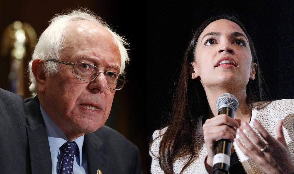Image result for American leaders who desire more Socialism