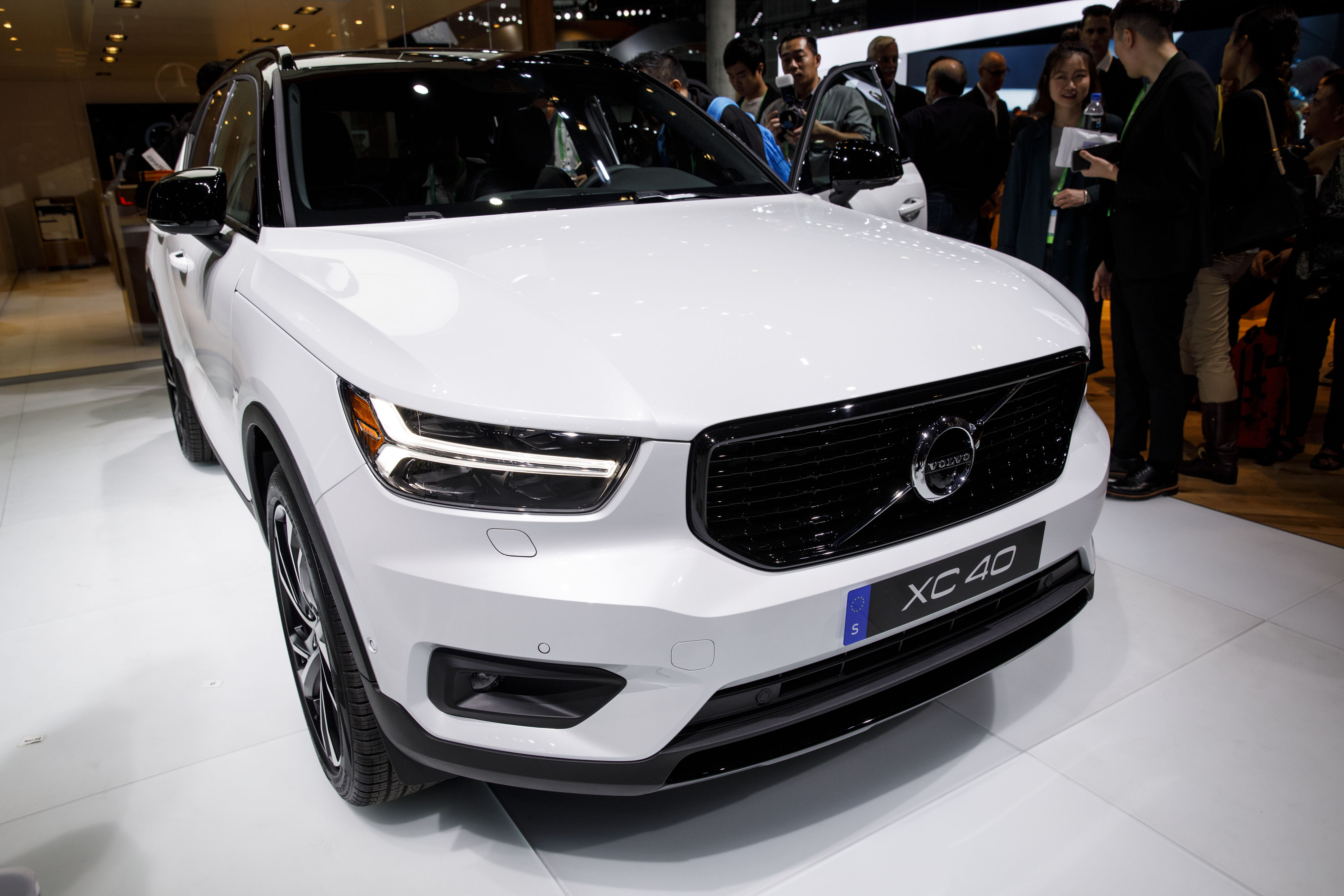 Volvo Car Special Vehicles Ab