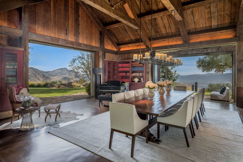 relates to The Napa Estate Behind Ovid Wine Is on Sale for $18.5 Million