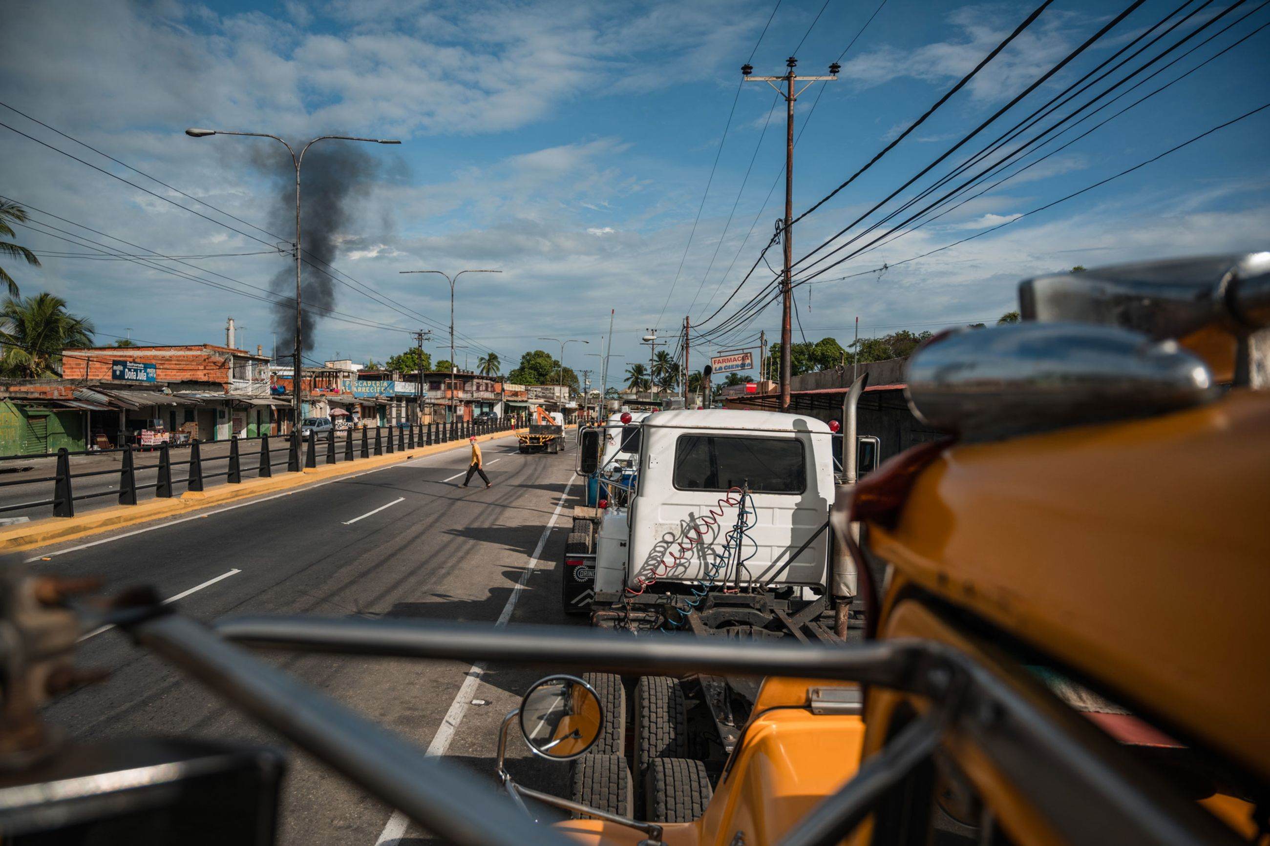 relates to Toxic Spills in Venezuela Offer a Bleak Vision of the End of Oil