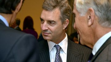 Dan Loeb, founder and chief executive officer of Third Point LLC, attends the Lincoln Center Fall Gala at Lincoln Center for the Performing Arts in New York on Oct. 21, 2013.