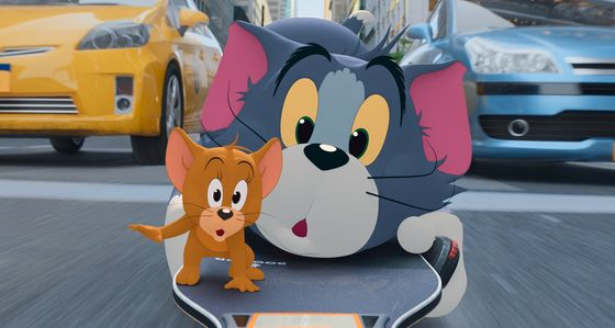 'Tom & Jerry' Draws $13.7 Million in Best Debut This Year