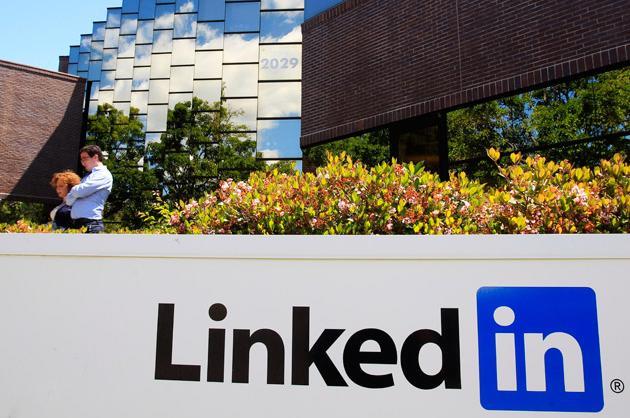 No. 8 LinkedIn