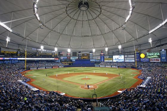Can't Fill the Seats? MLB's Rays Decide to Shrink the Stadium