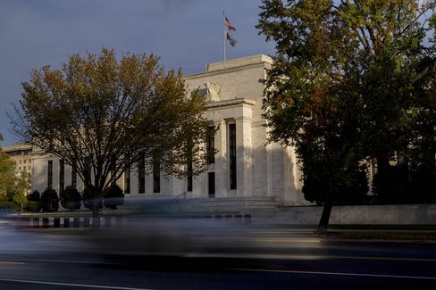 Views Of The Federal Reserve Ahead Of Federal Open Market Committee Announcement