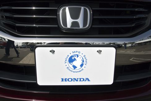 Toyota, Honda Fail to Record U.S. Auto Sales Gains as Pledge