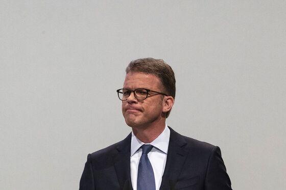 RenTech Has Been Pulling Money From Deutsche Bank for Months