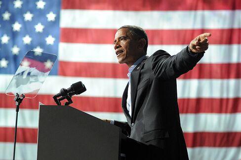 The Polls Shift Toward Obama
