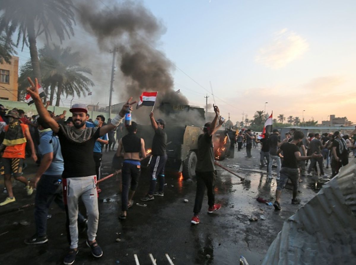The U.S. Shouldn't Try to Save Iraq's Prime Minister
