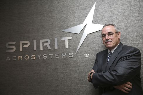 Spirit Plunges Most Since 2008 on Charges Tied to Jet Parts