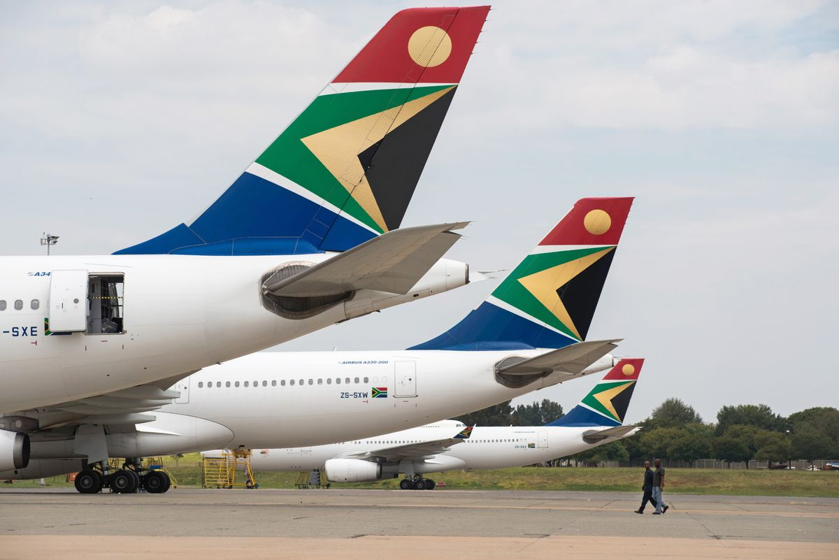 Ethiopian Will Weigh Stake in South Africa's Debt-Ridden Airline