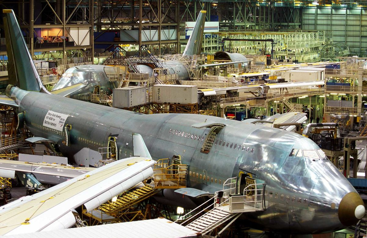 Farewell to the 747, the Plane That Shrank the World