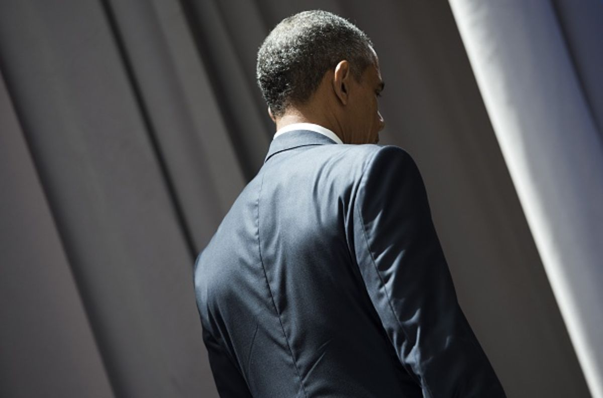 Obama's Approval Rating Is So ... Stable
