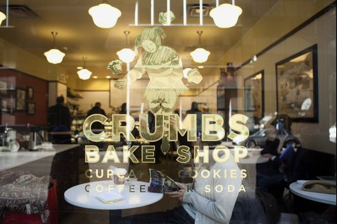 Crumbs Bake Shop in NYC