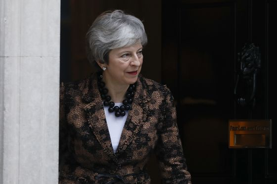 May's Brexit Plan B Still KeepsHer Dependent onOpposition Votes