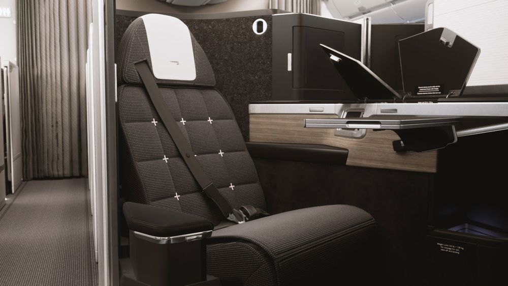 British Airways Takes on Rivals With Private Business-Class Door