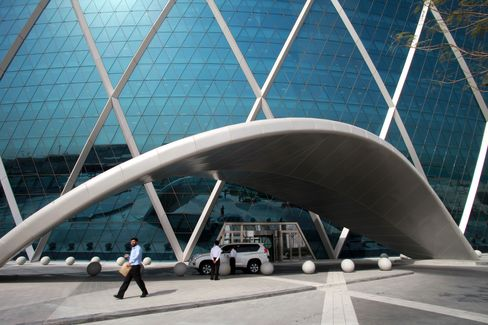 Abu Dhabi Shares Rise to 2009 High Before Aldar, Sorouh Meetings