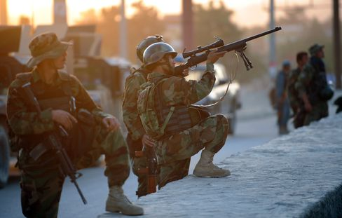 Taliban Suicide Raid on Kabul Hotel Ends After Four-Hour Bat