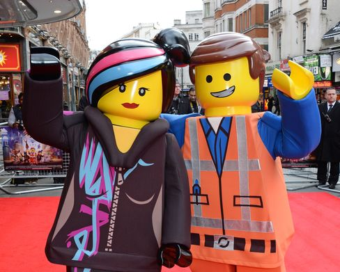 Lego Movie Screening