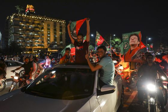 Imran Khan's Party Claims Victory in Disputed Pakistan Vote