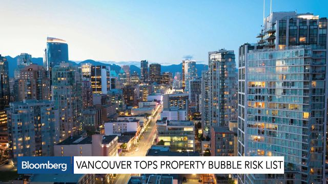 Vancouver, London Top List of Cities at Risk of Housing Bubble