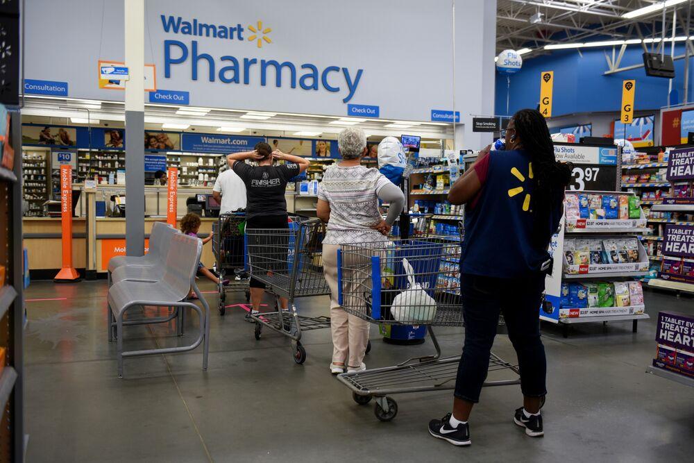 Company Walmart >> Walmart Wmt Eliminates Some Us Pharmacy Jobs Bloomberg