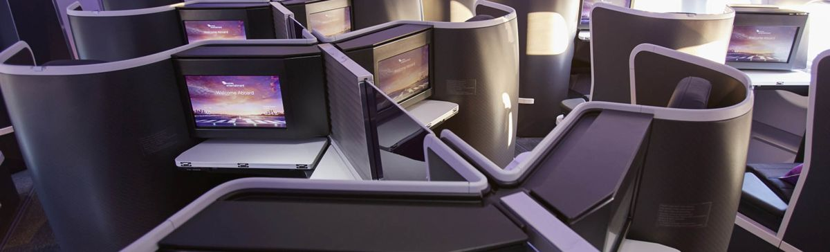 This Is the Future of Business-Class Seats