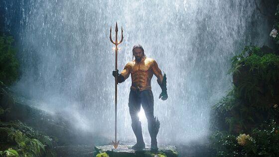 'Aquaman' Swims Past Batman Into Warner Bros. Record Books