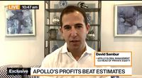 relates to Apollo's Sambur: PE Business 'Firing on All Cylinders'