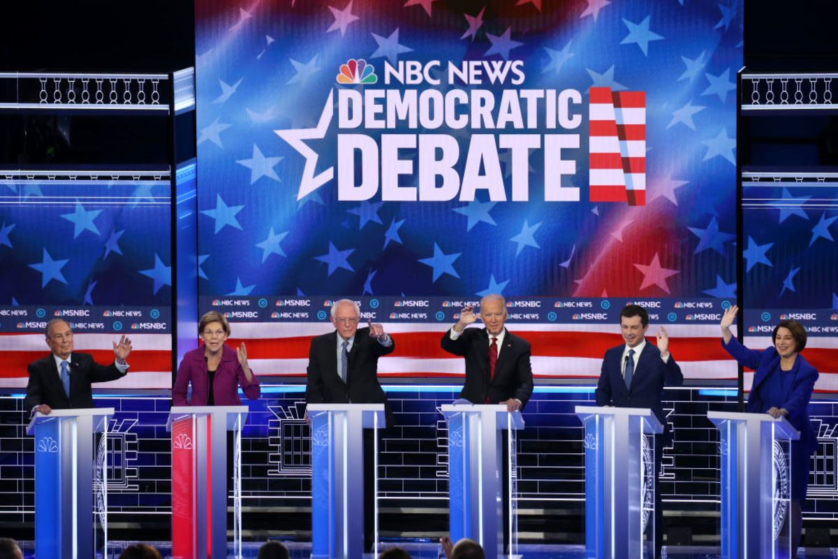 Nine Democratic Debates Later, Nothing's Clearer