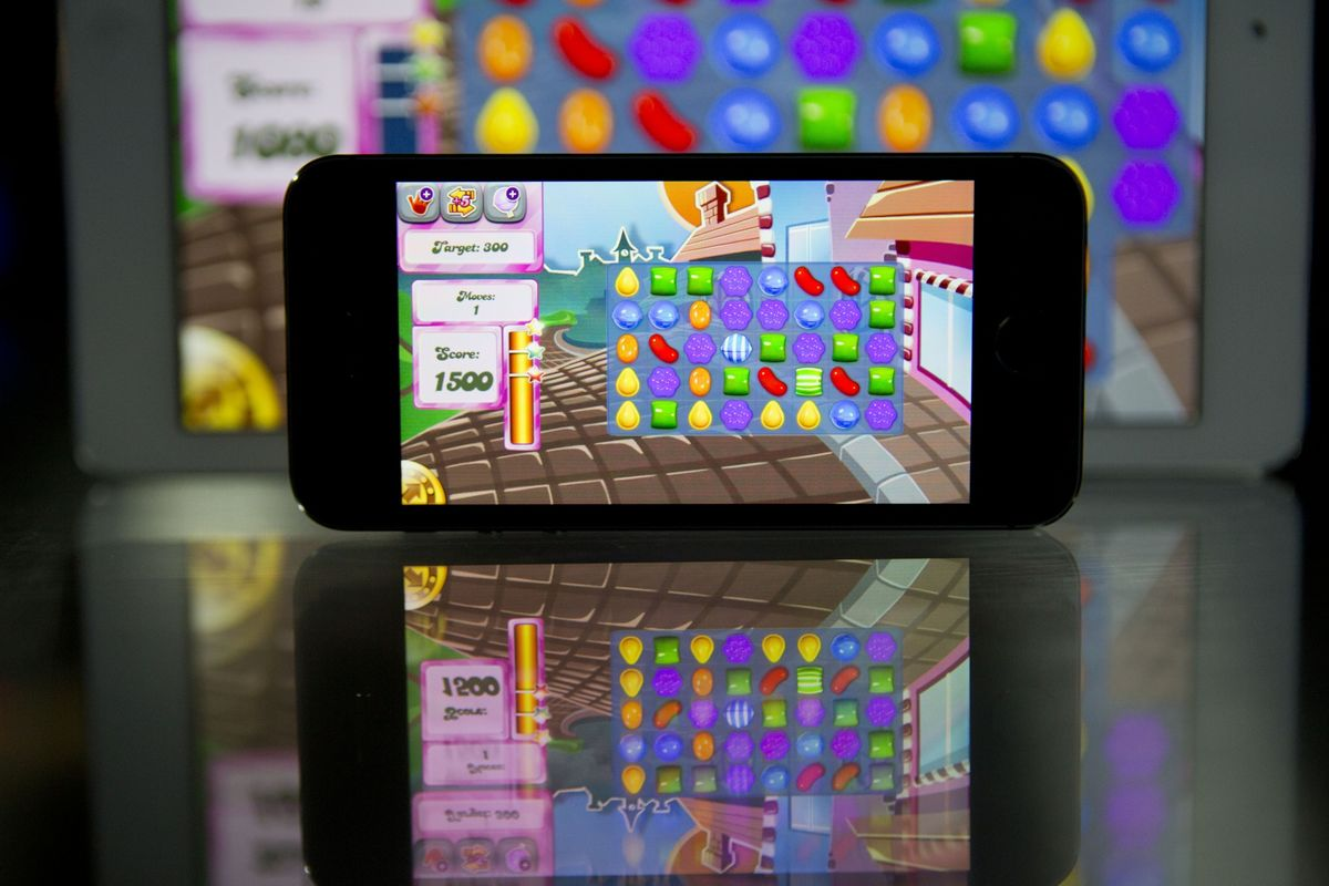 Bill Could Push Candy Crush Maker and Others to Curb Kids' Buys