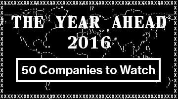 The Year Ahead 2016