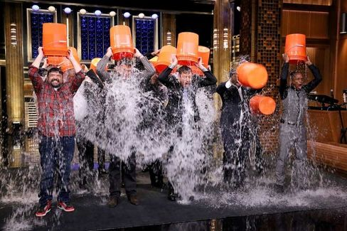 This Ice Bucket Challenge Better Be Over in 22 Days