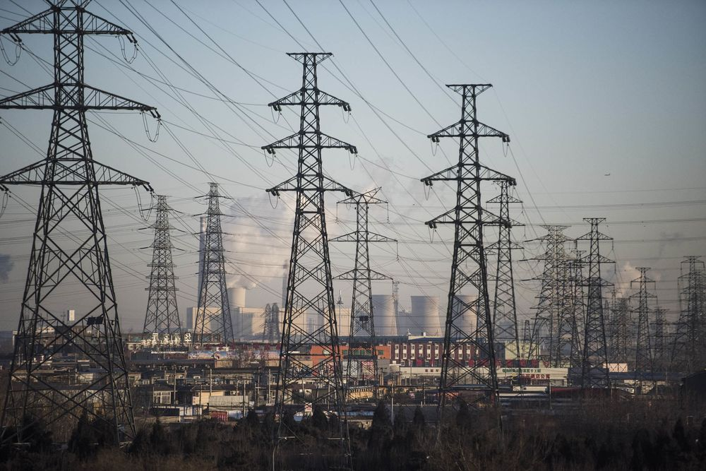 China Seeks to Export Power Amid Signs It Built Too Many Plants