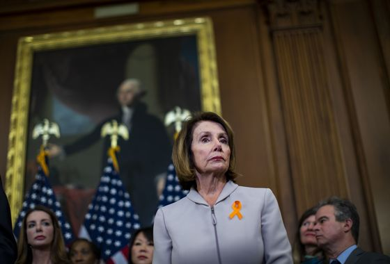 Trump to Call on Democrats to 'Heal,' and Bashes Pelosi Over Wall