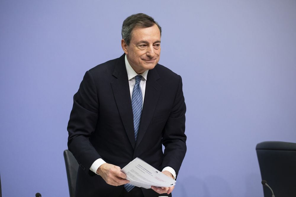 Taper Tantrum? Avoided. We'll Miss You, Mario Draghi