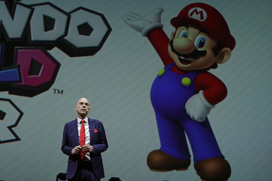 Nintendo Plans Life-Sized Video Game at Universal Studios Japan