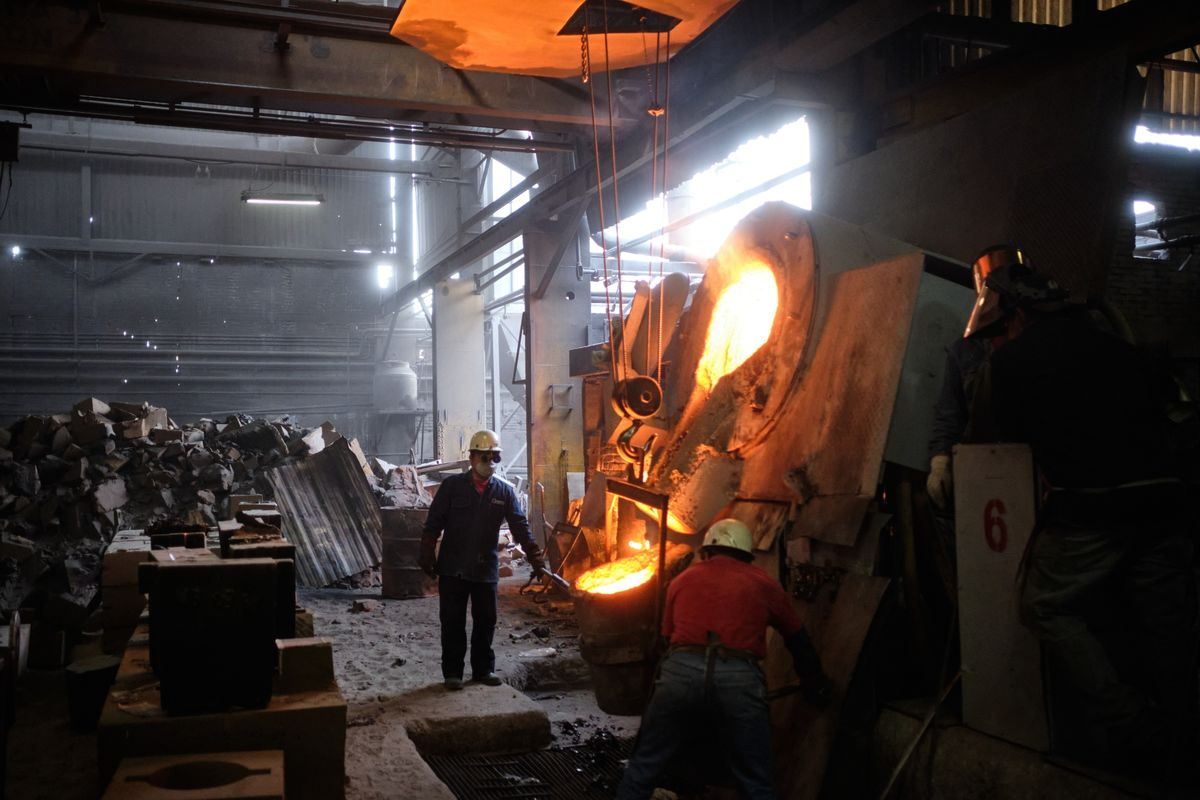 Latin Steelmakers See Opportunity to Replace Cheap China Imports